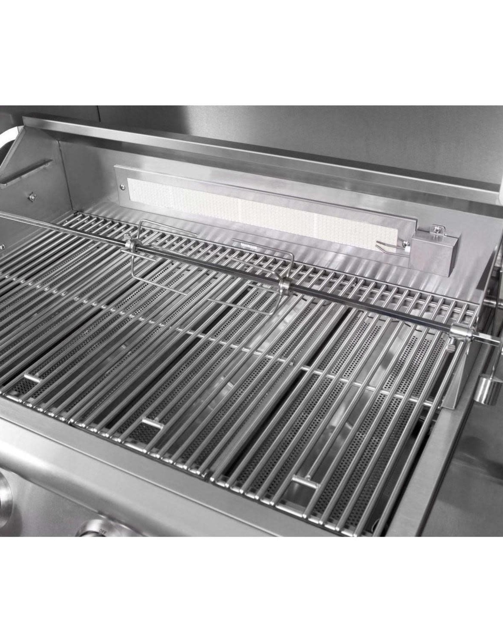 Blaze Outdoor Products Blaze Rotisserie Kit For 40-Inch 5-Burner Gas Grills - BLZ-5-ROTIS-SS