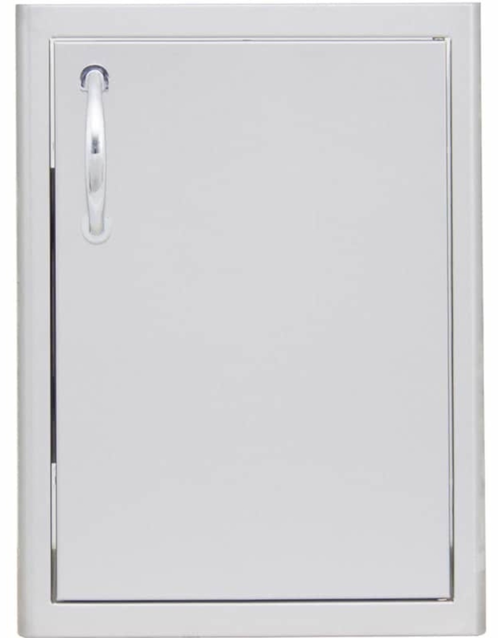 Blaze Outdoor Products Blaze 21-Inch Right Hinged Stainless Steel Single Access Door - Vertical - BLZ-SINGLE-2417-R