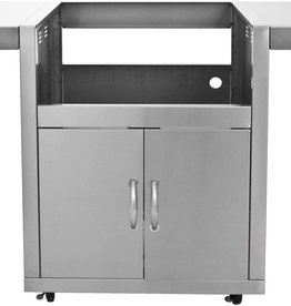 Blaze Outdoor Products Blaze Grill Cart For 25-Inch 3-Burner Gas Grill - BLZ-3-CART
