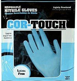 Cordova Nitrile Disposable Gloves 10 Pack 40911L