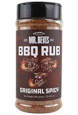 Mr. Bevis Mr. Bevis BBQ RUB Original Spicy 10.406 oz