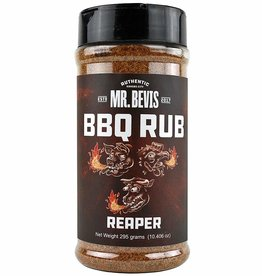 Mr. Bevis Mr. Bevis BBQ RUB Reaper 10.406 oz