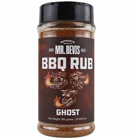 Mr. Bevis Mr. Bevis BBQ Rub Ghost 10.406 oz