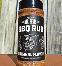 Mr. Bevis Mr. Bevis BBQ RUB Original Flavor 10.406 oz