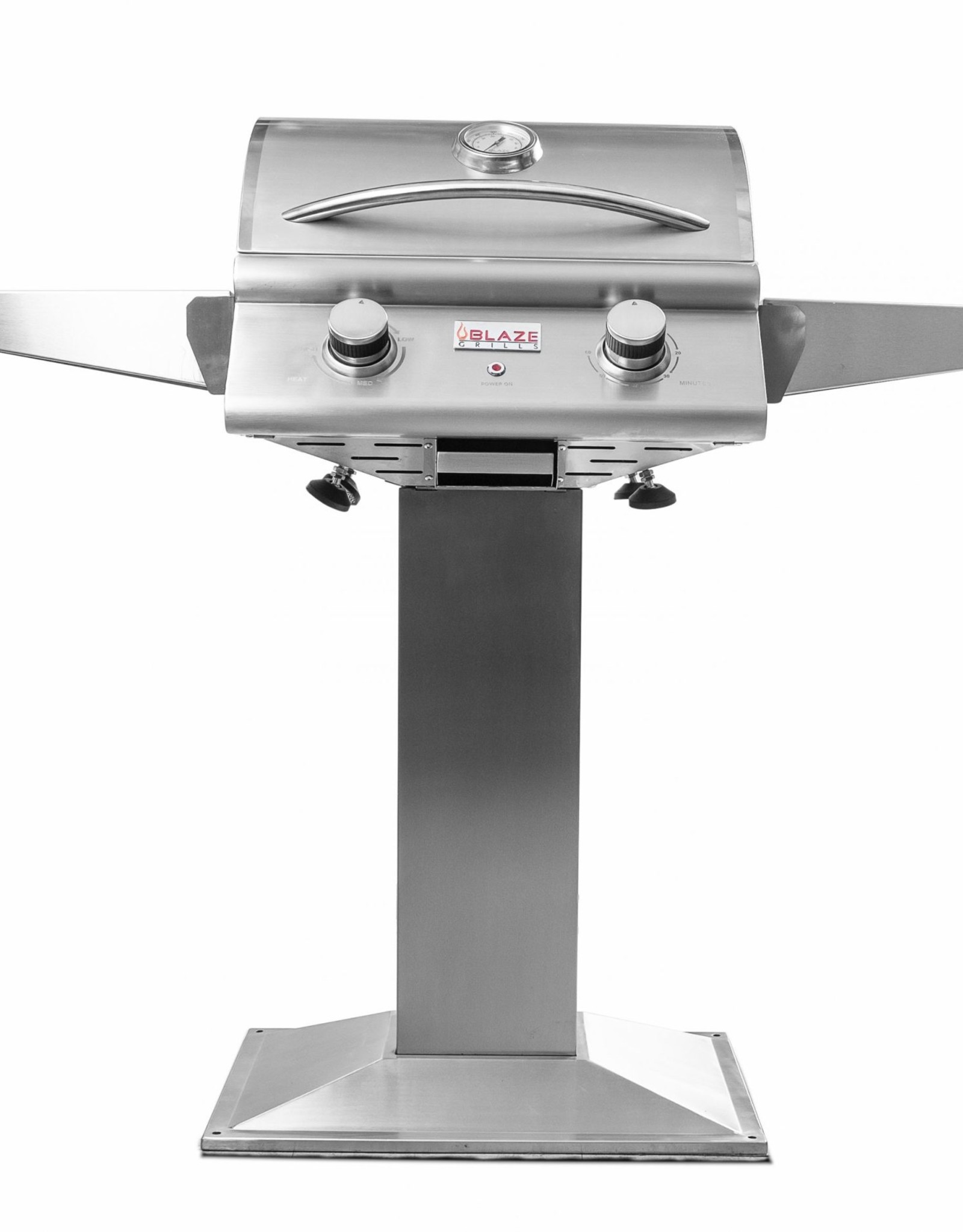 Blaze Outdoor Products Blaze Electric Grill Pedestal - BLZ-ELEC21-BASE