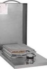 Blaze Outdoor Products Blaze Drop-In Propane Gas Single Side Burner - BLZ-SB1-LP