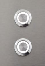 Blaze Outdoor Products Blaze White LED 3 Piece Set for Power Burner, Griddle, Double Side Burner - BLZ-2LED-WHITE