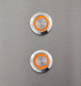 Blaze Outdoor Products Blaze Amber LED 3 Piece Set for Power Burner, Griddle, Double Side Burner - BLZ-2LED-AMBER