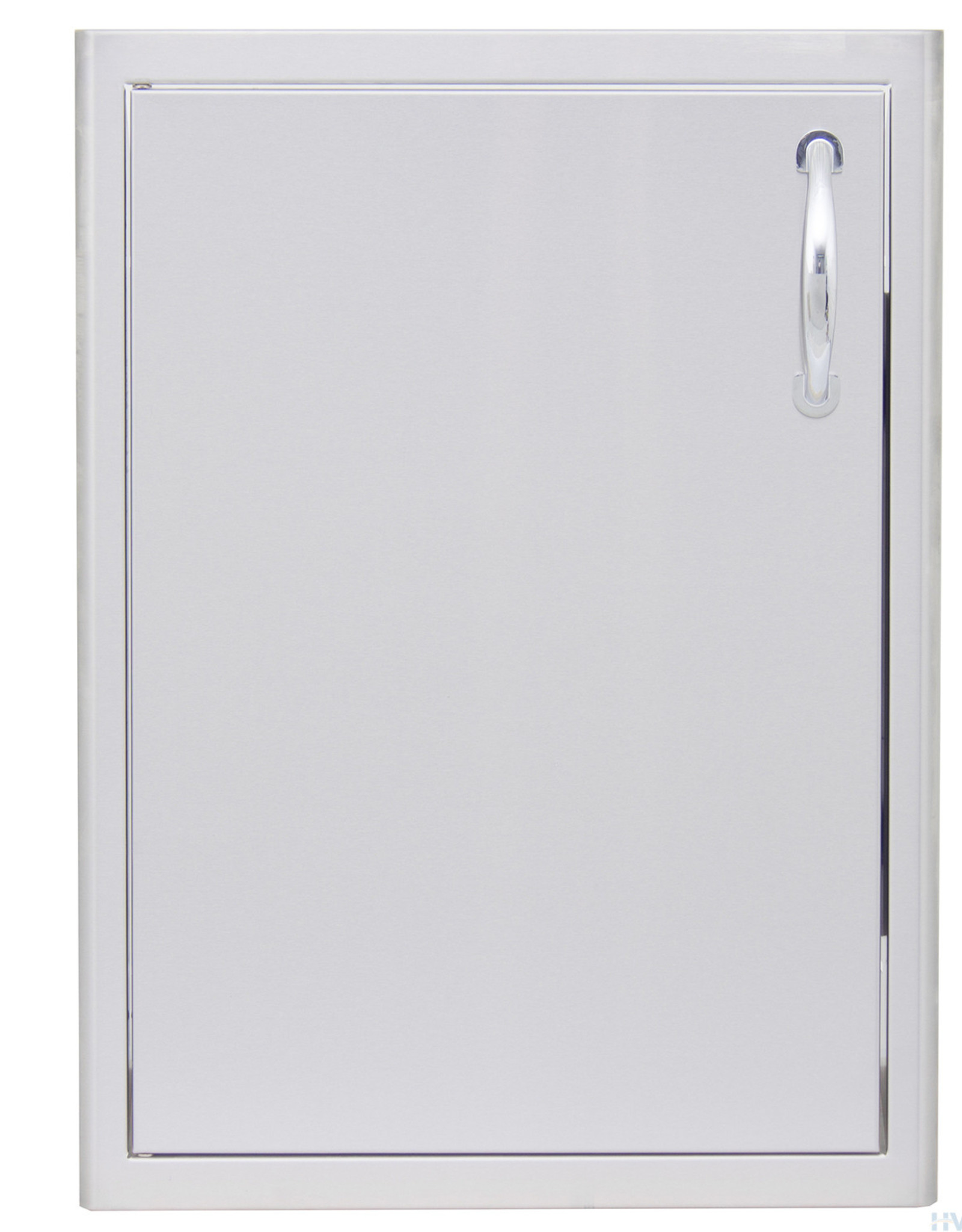 Blaze Outdoor Products Blaze 21-Inch Stainless Steel Single Access Door  - Reversible - Vertical - BLZ-SINGLE-2417-R