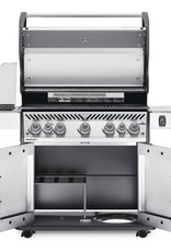 Napoleon Napoleon Rogue SE 625 RSIB Propane Gas Grill with Infrared Rear & Side Burners - Stainless Steel - RSE625RSIBPSS-1