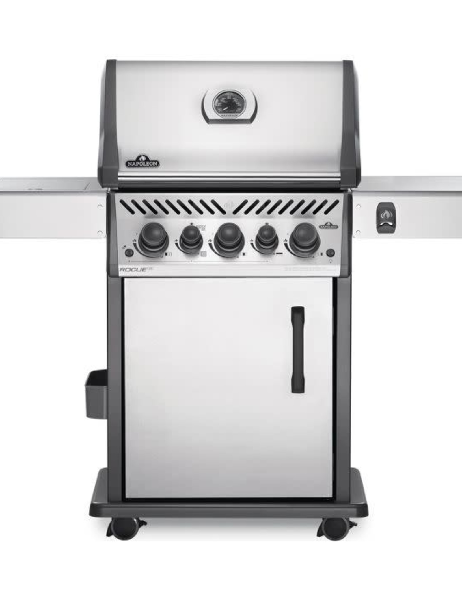 Napoleon Napoleon Rogue SE 425 RSIB Natural Gas Grill with Infrared Rear & Side Burners - Stainless Steel - RSE425RSIBNSS-1