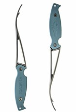 Toadfish Toadfish Outfitters Frogmore Shrimp Cleaner - Teal Handle
