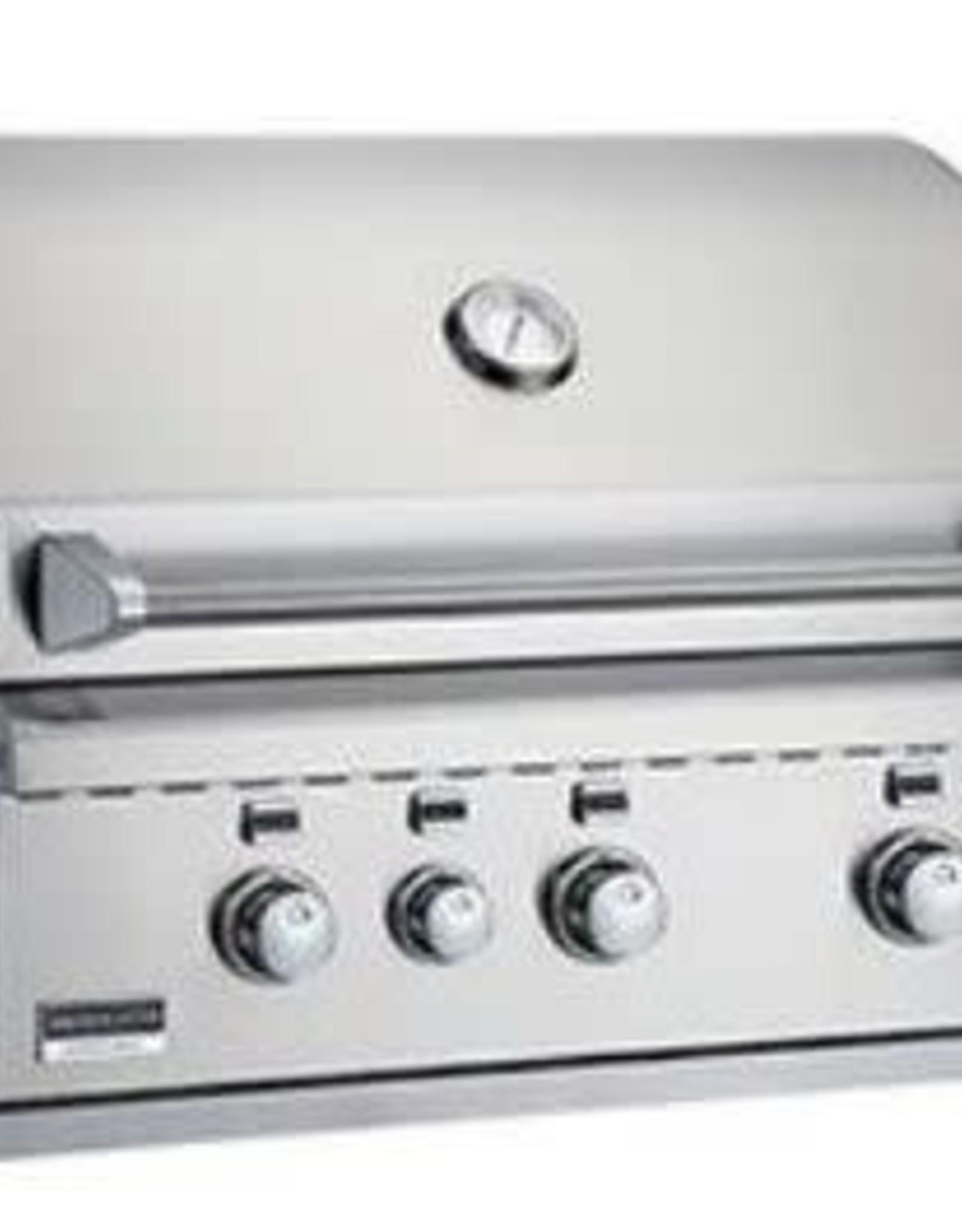 "Broilmaster Broilmaster 34"" 3 Burner Stainless Gas Grill"