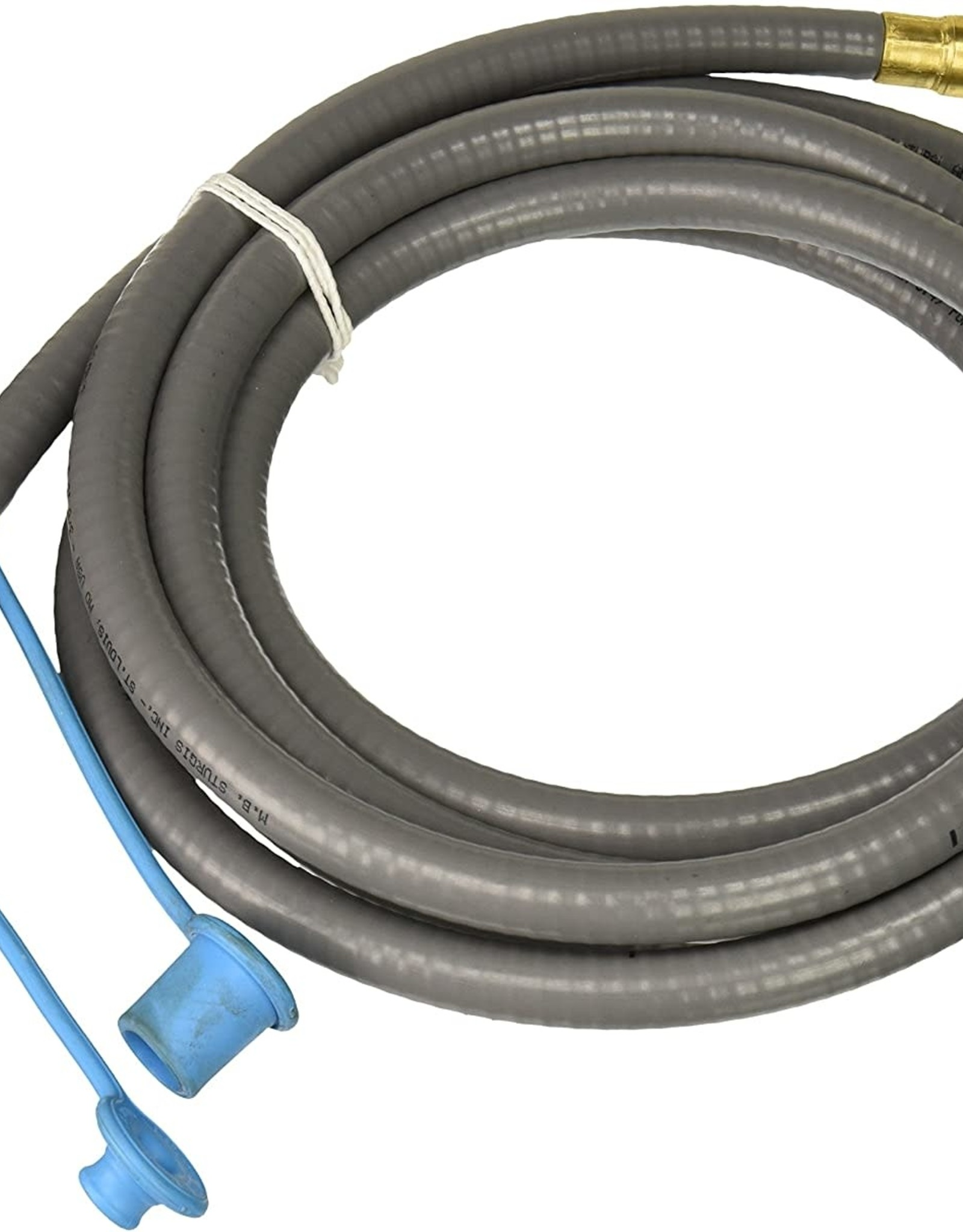 Broilmaster Broilmaster 12' Quick Disconnect Hose - NG12