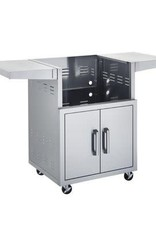 Broilmaster Broilmaster 26-Inch Stainless Steel Cart for 26-Inch 2-Burner Grill - BSACT26