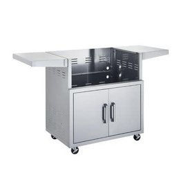 Broilmaster Broilmaster 34-Inch Stainless Steel Cart for 34-Inch 3-Burner Grill - BSACT34