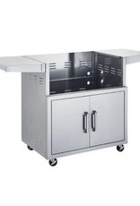 Broilmaster Broilmaster 42-Inch Stainless Steel Cart for 42-Inch 4-Burner Grill - BSACT42