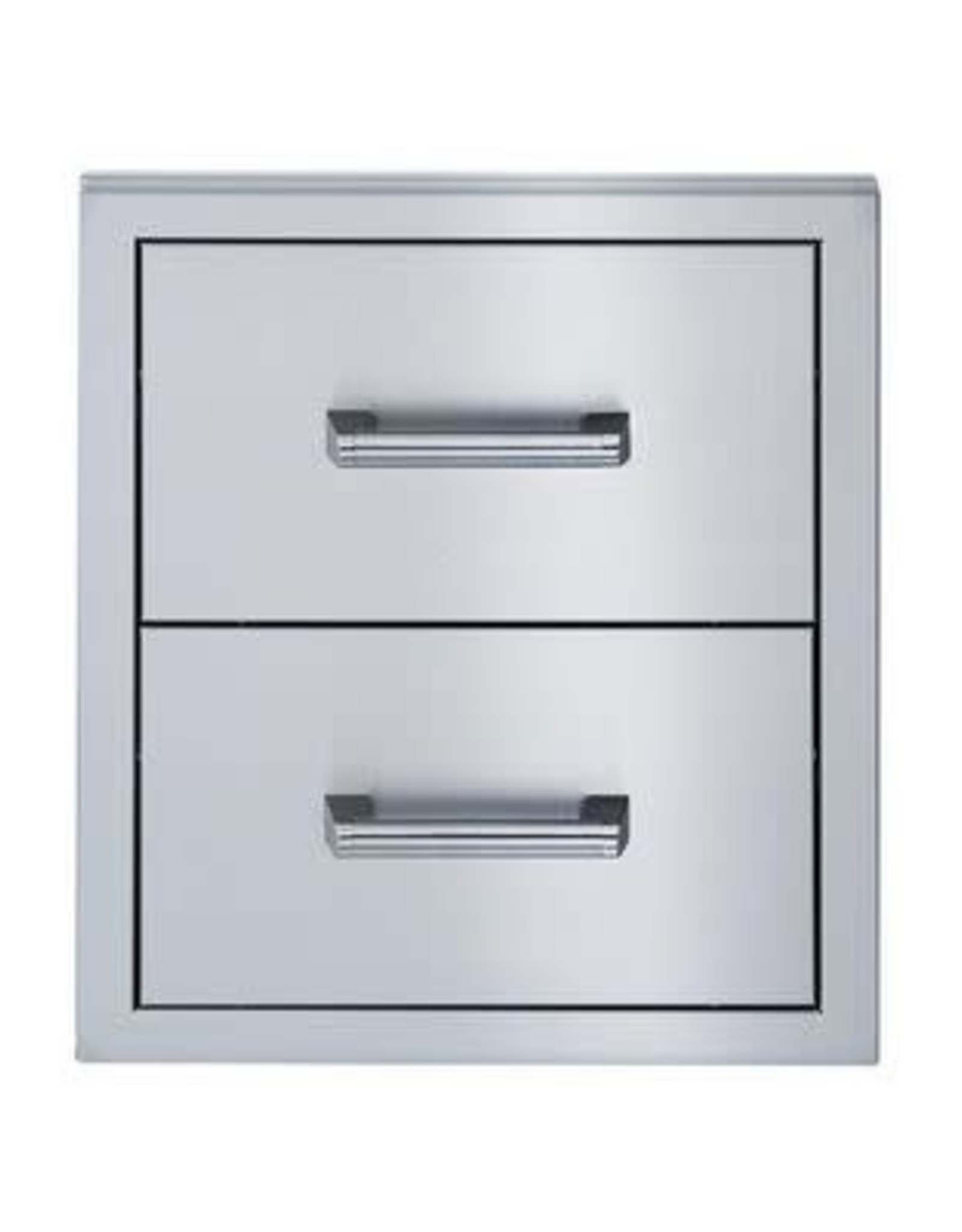 Broilmaster Broilmaster Double Drawer for Stainless Steel Gas Grills - BSAW2022D