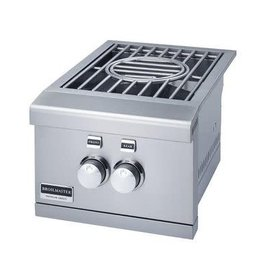 "Broilmaster Broilmaster 16"" Power Slid-In Side Burner - NG - BSABW16N"