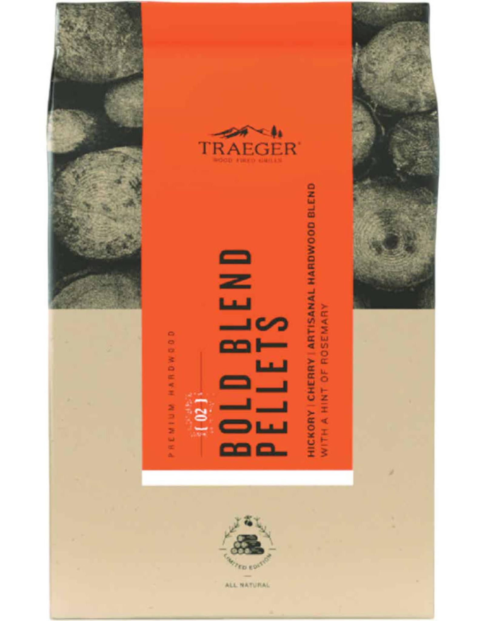 Traeger Traeger 18 Lb. Bold Blend Wood Pellets