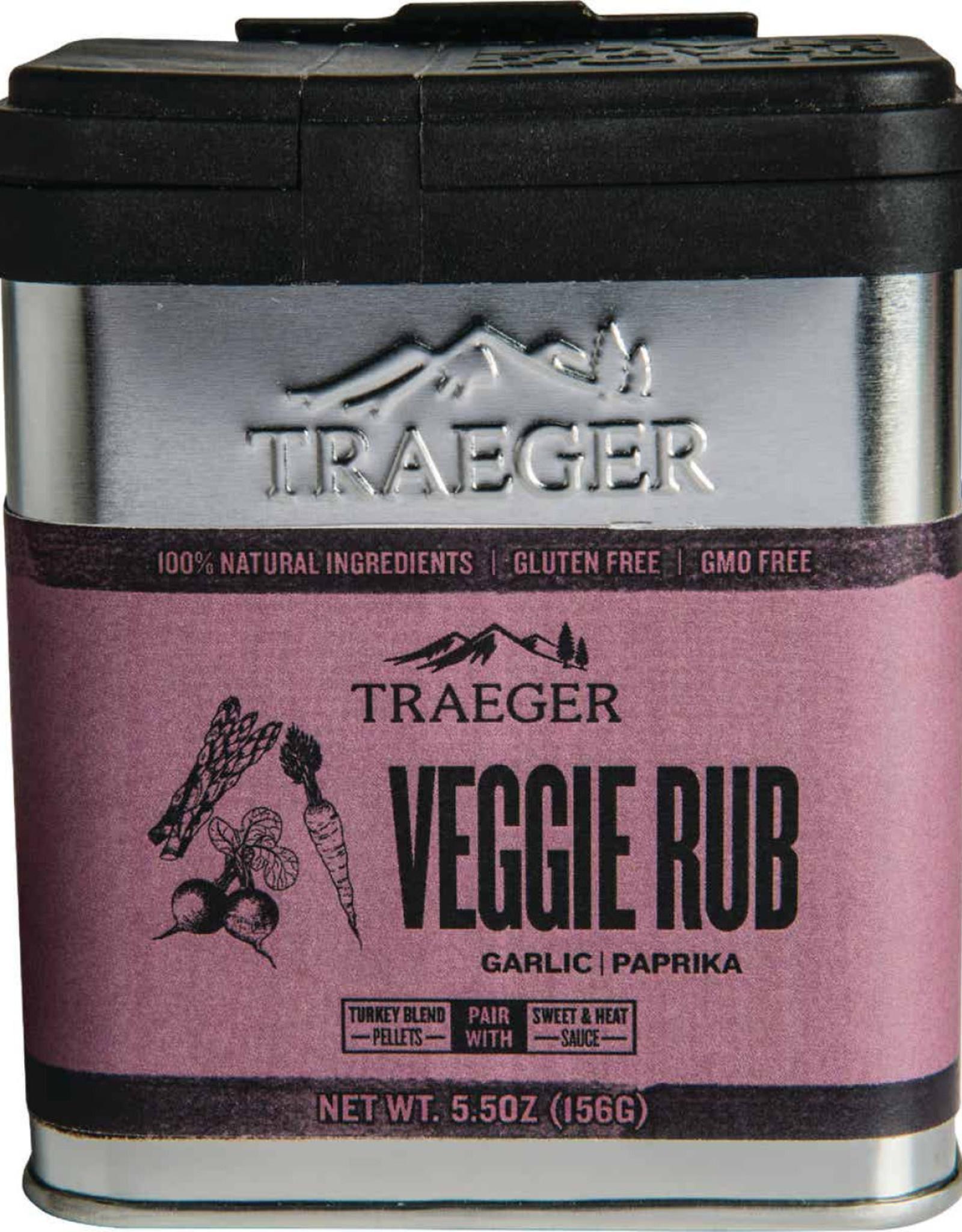 Traeger Traeger Veggie Rub - SPC182