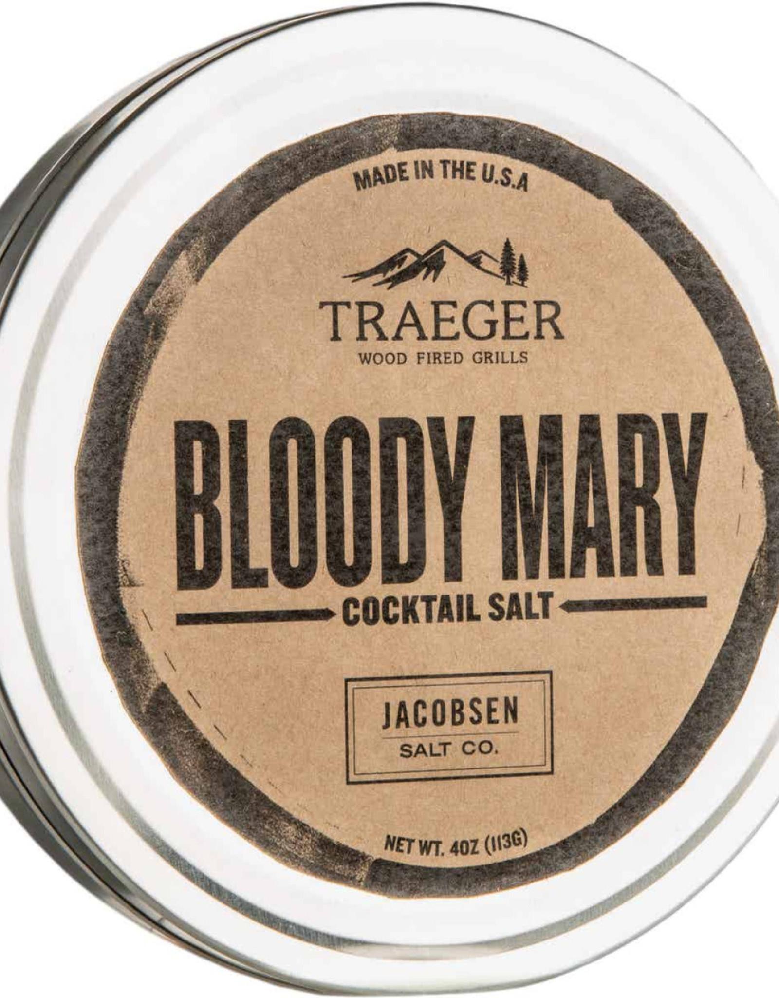 Traeger Traeger Bloody Mary Cocktail Salt (4 oz.) - SPC175