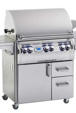 Fire Magic Fire Magic - Echelon Diamond E660s 30-inch Portable Grill with Single Side Burner (Digital)