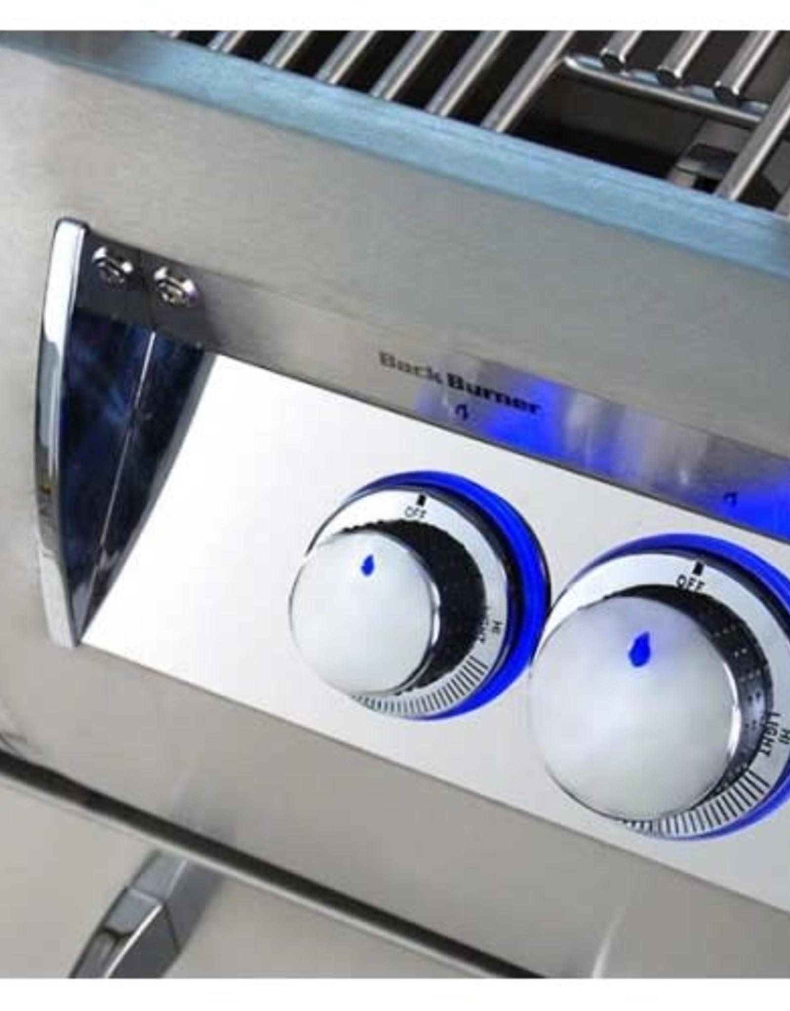 Fire Magic Fire Magic - Echelon Diamond E660s 30-inch Portable Grill with Single Side Burner (Analog)