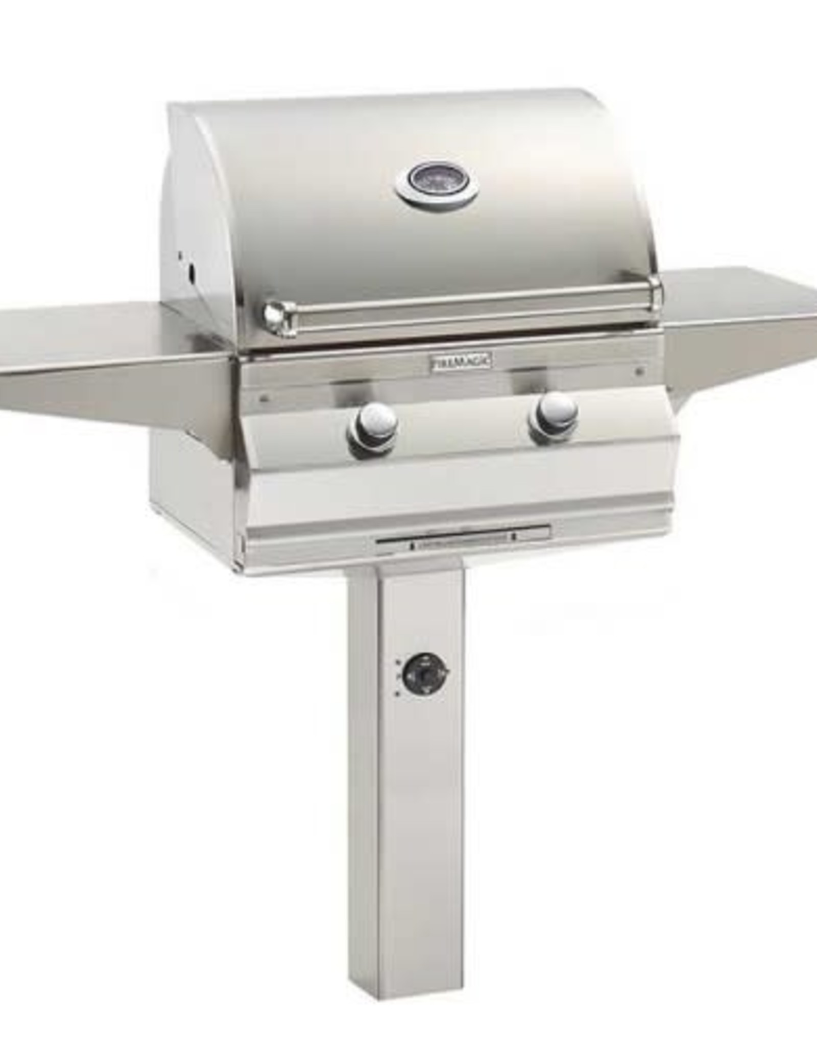 Fire Magic Fire Magic Choice C430 24-inch In-Ground Post Mount Grill