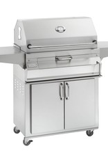 Fire Magic Fire Magic - Legacy Charcoal Portable Grill with Smoker Hood (24 x 18)