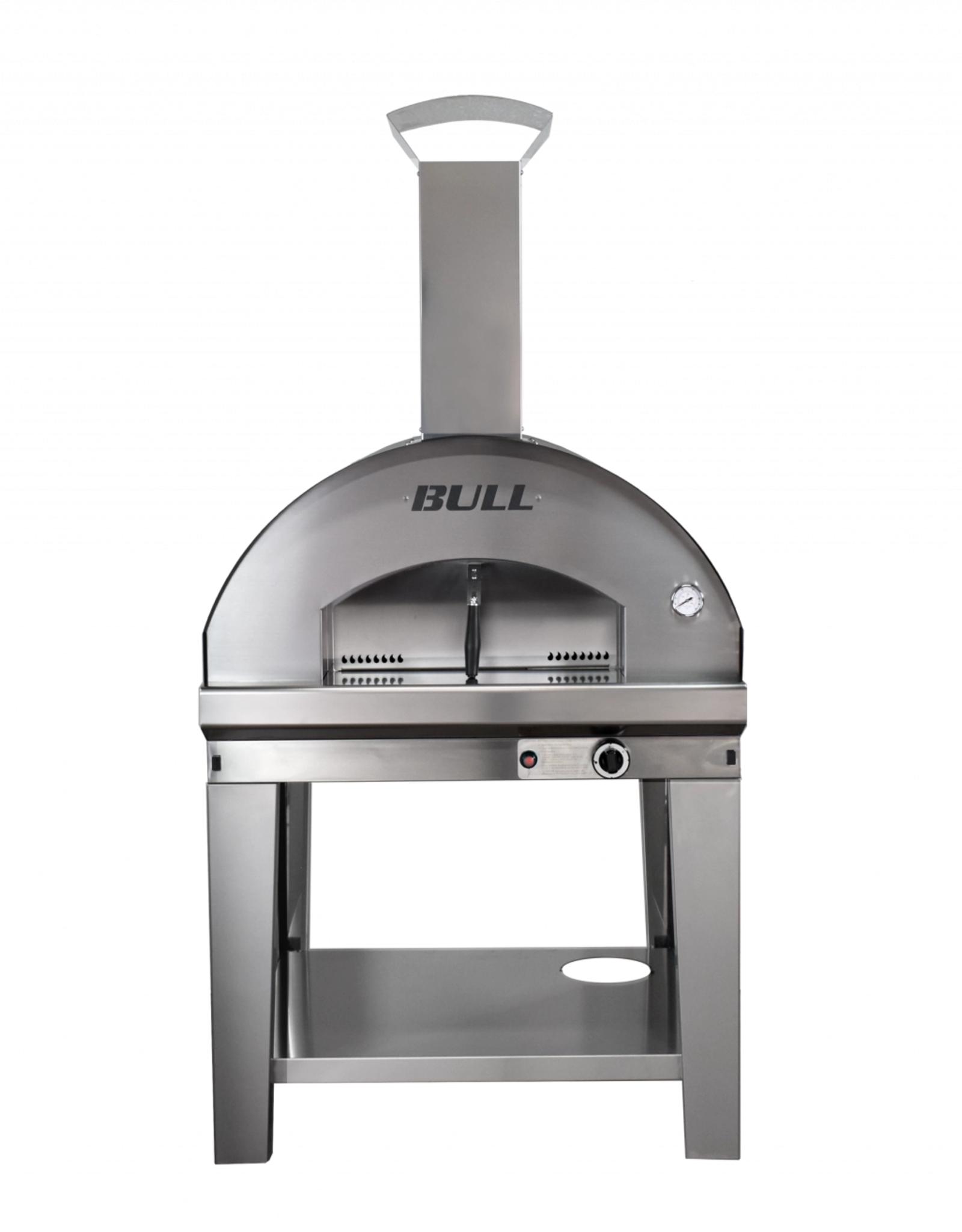 Bull Bull Gas Fired Italian Made Pizza Oven