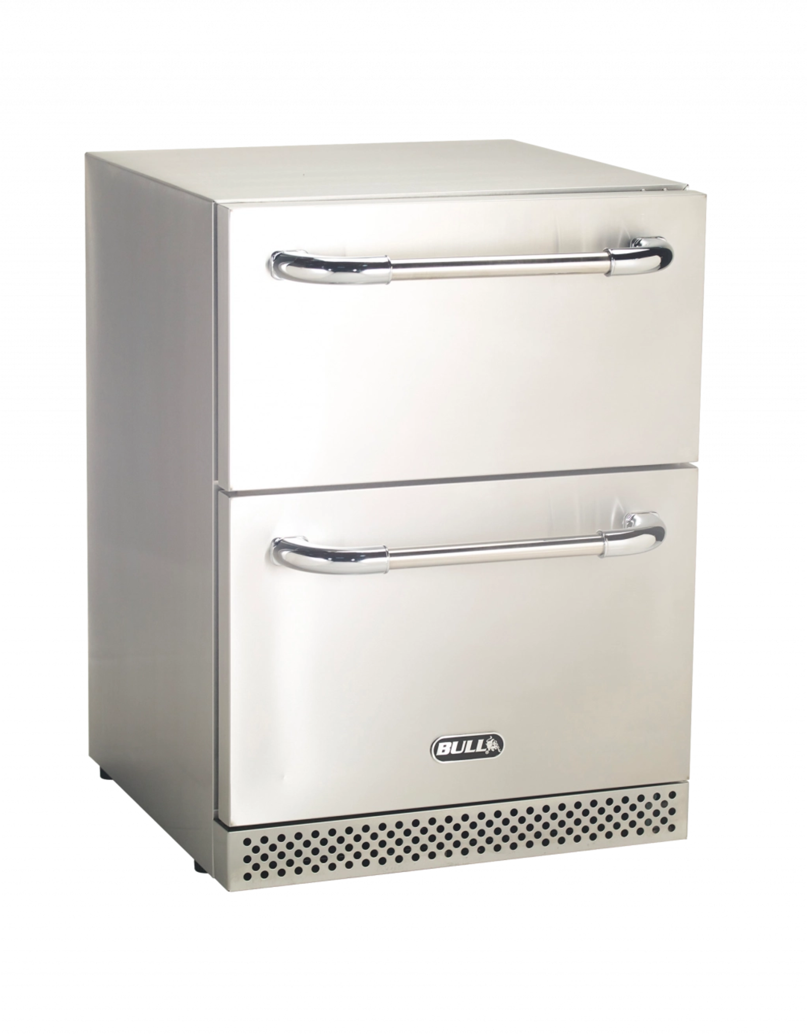 Bull Bull Premium Double Drawer Outdoor Rated Refrigerator 5.0 cu. ft. - 17400