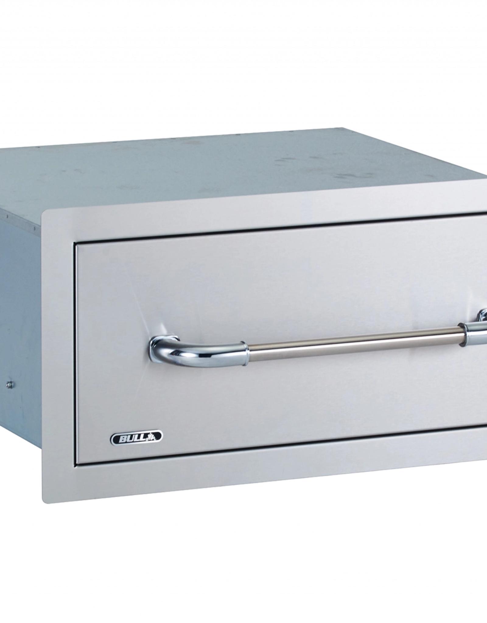 "Bull Bull Large Single Drawer (24"" Depth For Deep Kitchens Only) - 09980"