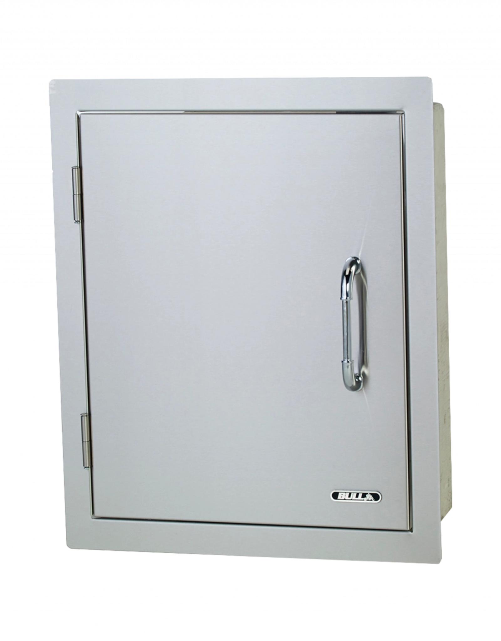 Bull Bull Vertical Access Door, Left Swing - 98552