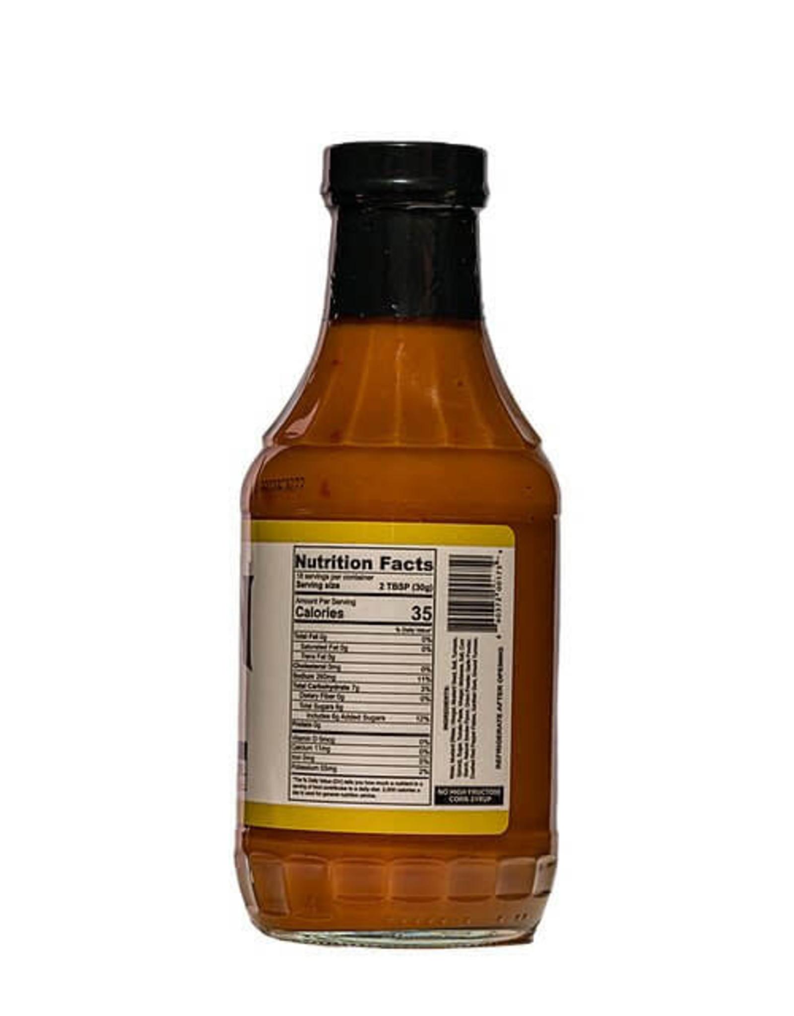 Best Damn BBQ Sauce Best Damn BBQ Sauce - NW Gold Rush 18 oz
