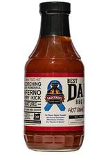 Best Damn BBQ Sauce Best Damn BBQ Sauce - Hot Damn That's Hot 20 oz