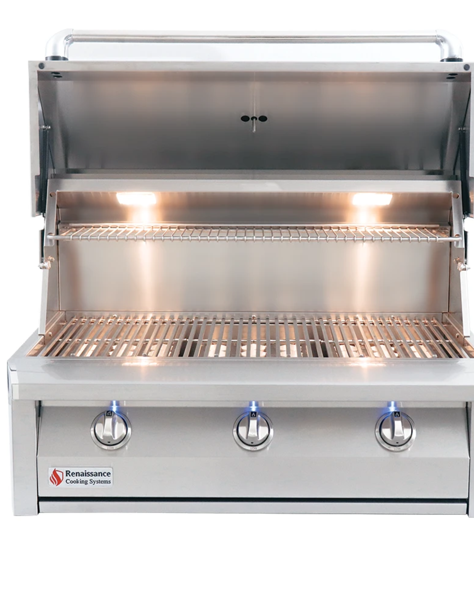 """Renaissance Cooking Systems Renaissance Cooking Systems  ARG 36"""" Drop-In Gas Grill - ARG36"""