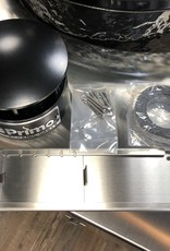 Primo Ceramic Grills Primo Precision Control Kit for Kamado Round (includes new top damper and bottom slide control) - PGCR