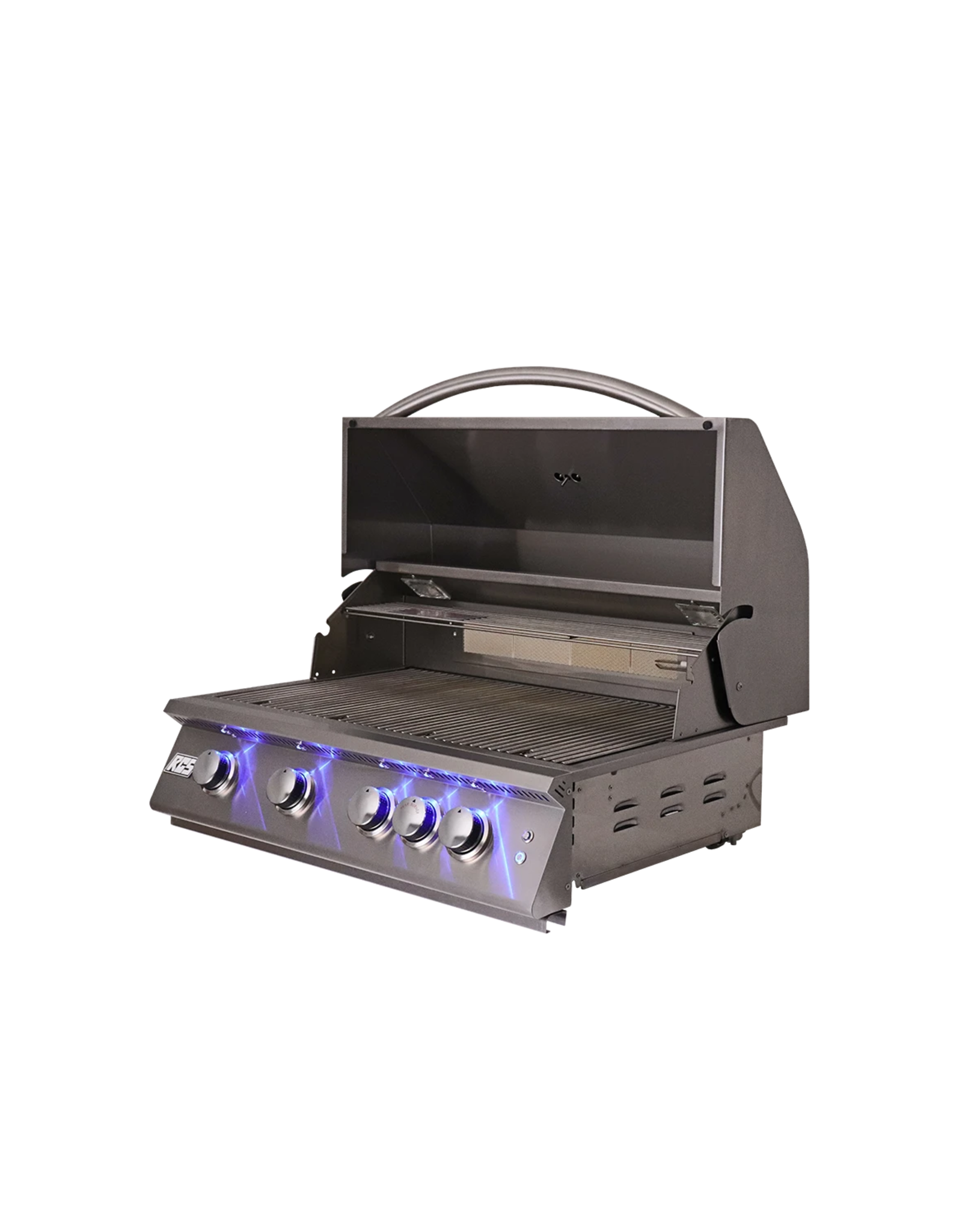 """Renaissance Cooking Systems Renaissance Cooking Systems 32"""" Premier Drop-In Grill w/ LED Lights Natural Gas - RJC32AL"""