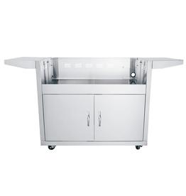 "Renaissance Cooking Systems Renaissance Cooking Systems Portable Cart for 40"" Premier Series Grills - RJCLC"