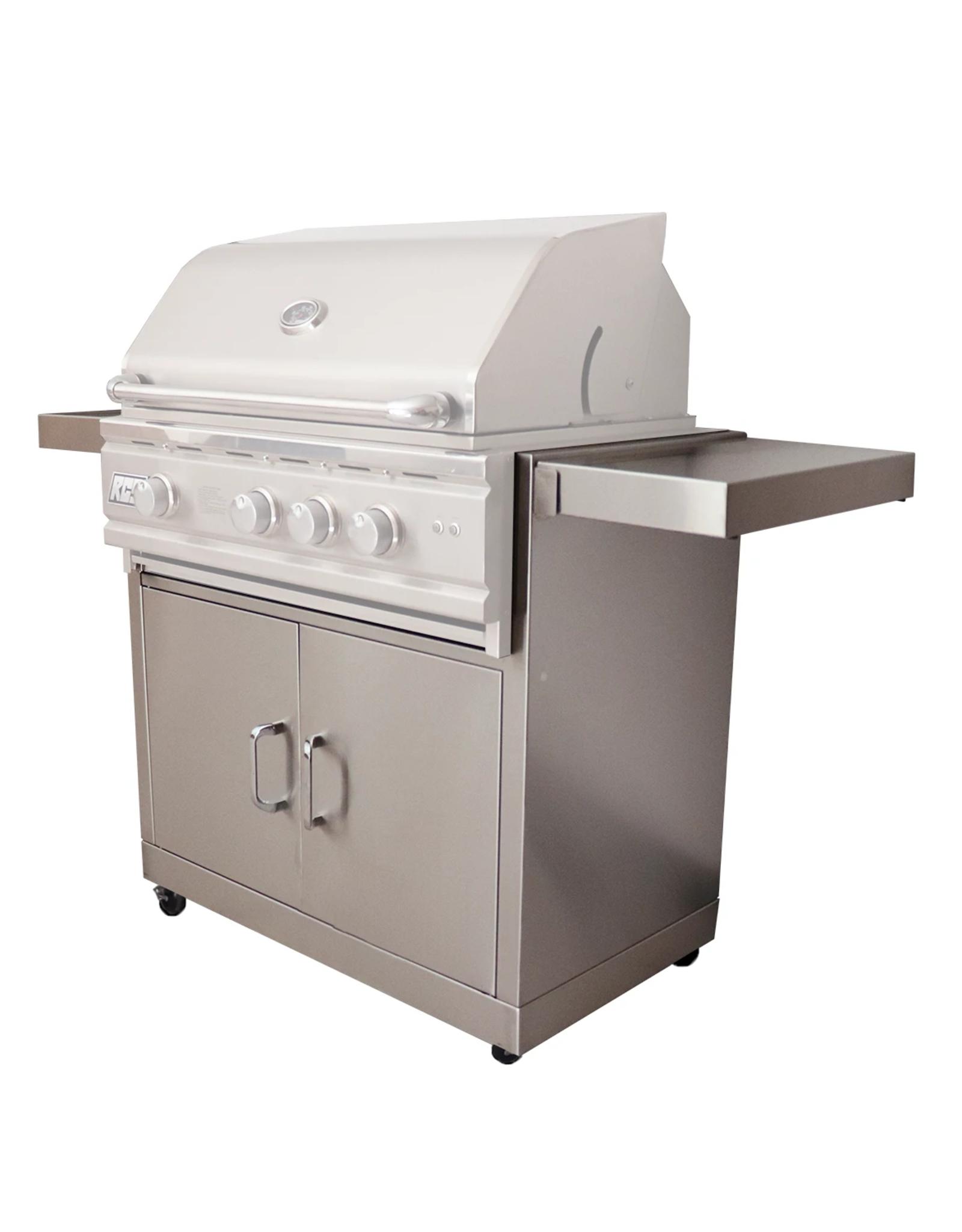 "Renaissance Cooking Systems Renaissance Cooking Systems Portable Cart for 30"" Cutlass Pro Grills - RONMC"