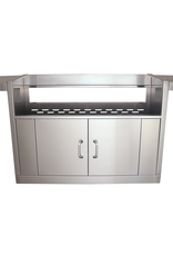"""Renaissance Cooking Systems Renaissance Cooking Systems Portable Cart for 42"""" Cutlass Pro Grill - RONJC"""
