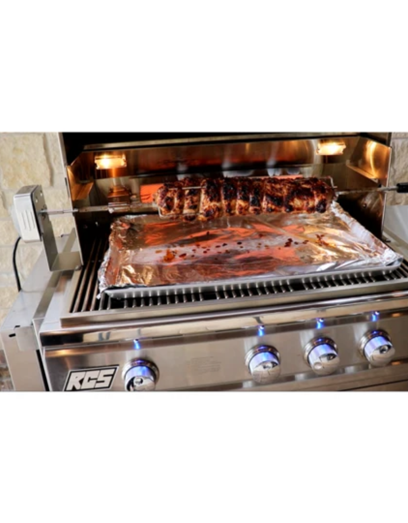 """Renaissance Cooking Systems Renaissance Cooking Systems Rotisserie Kit for the 32"""" Premier Series Grills - RJC32ROTIS"""