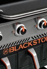 "Blackstone Blackstone 4-Burner 36"" Griddle With Air Fryer and Hood - 1868"