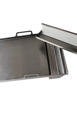 Renaissance Cooking Systems Renaissance Cooking Systems Dual Plate Stainless Steel Griddle - RSSG3