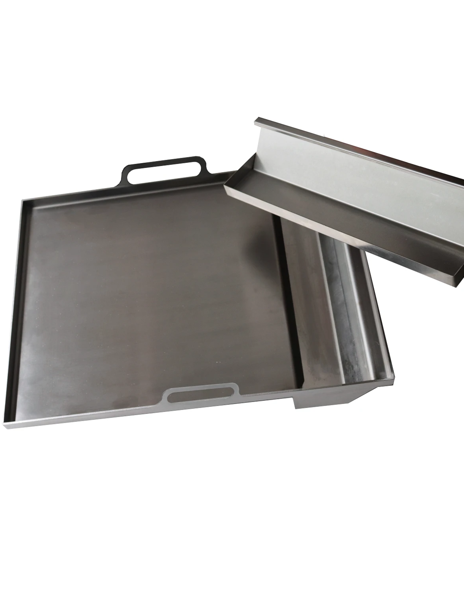 Renaissance Cooking Systems Renaissance Cooking Systems Dual Plate Stainless Steel Griddle - RSSG4