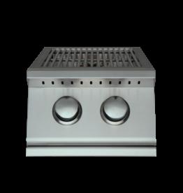 Renaissance Cooking Systems Renaissance Cooking Systems The Premier Series Double Side Burner - RJCSSB