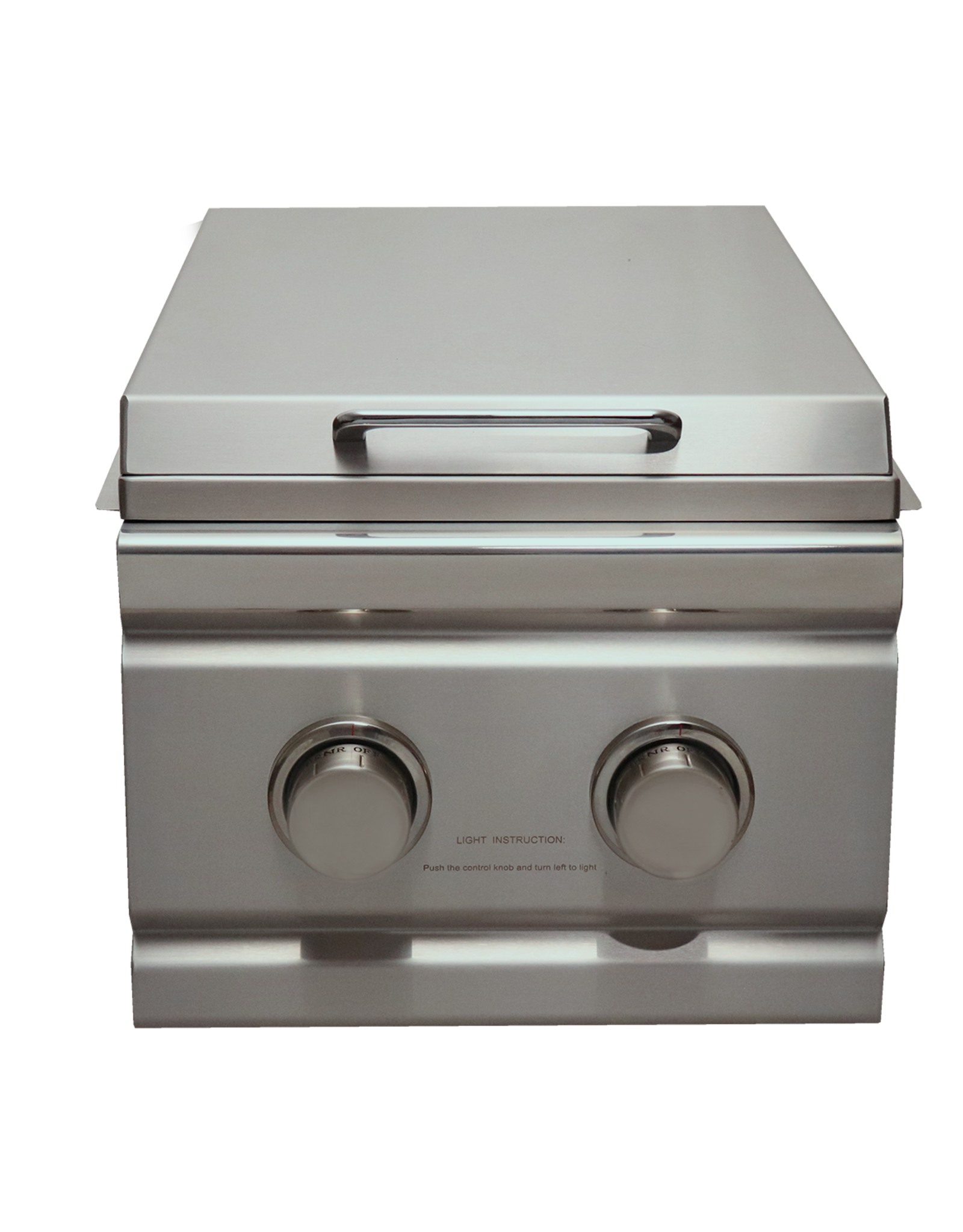 Renaissance Cooking Systems Renaissance Cooking Systems The Cutlass Series Double Side Burner - RDB1