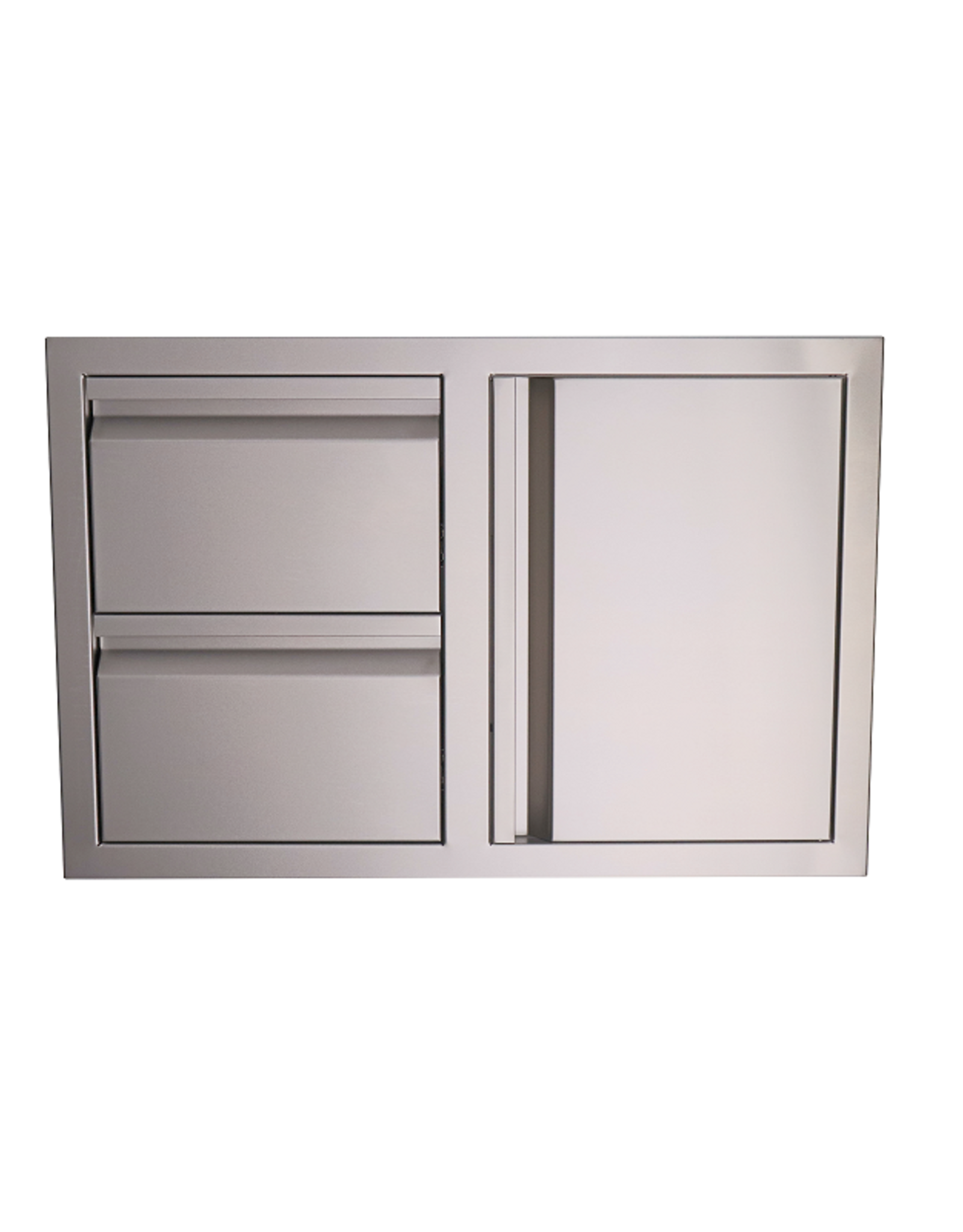 Renaissance Cooking Systems Renaissance Cooking Systems The Valiant Series Double Drawer w/ Door Combo - VDC1