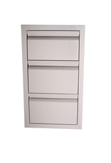 Renaissance Cooking Systems Renaissance Cooking Systems Valiant Series Triple Drawer - VTD3